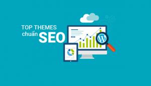 Top theme WordPress chuẩn SEO