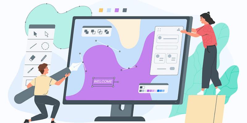 thiết kế website nhập hàng